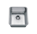 Dawn BS121307 Undermount Bar Single Bowl Stainless Steel Sink