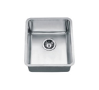 Dawn BS131507 Undermount Bar Single Bowl Stainless Steel Sink
