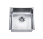 Dawn BS161609 Undermount Bar Single Bowl Stainless Steel Sink