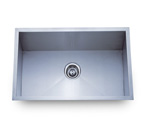 Pelican PL-HA109 Single Bowl Handmade Stainless Steel Sink