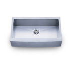 Pelican PL-HA124 Single Bowl Handmade Stainless Steel Sink