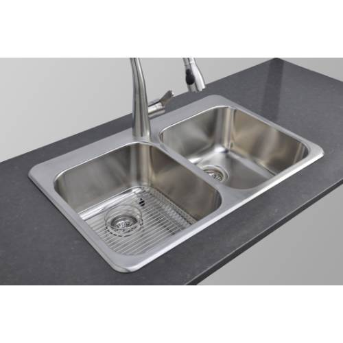 best gauge for kitchen sink sinkware 18 bowl topmount stainless 7696