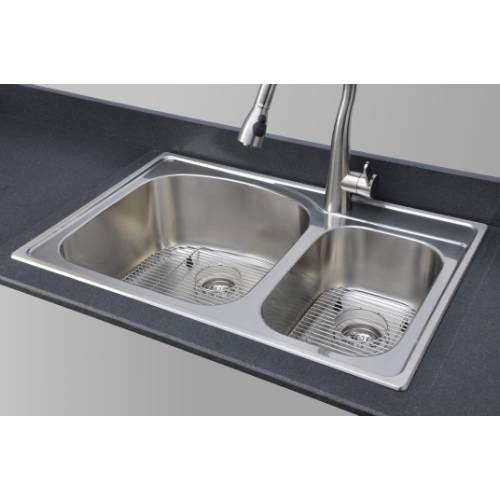 Stainless Steel Sink Tops : ... Steel Kitchen Sink CHT3322-97 Stainless Sinks Stainless Steel Sinks