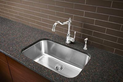 Blanco Stellar Super Single Bowl Kitchen Sink St Steel