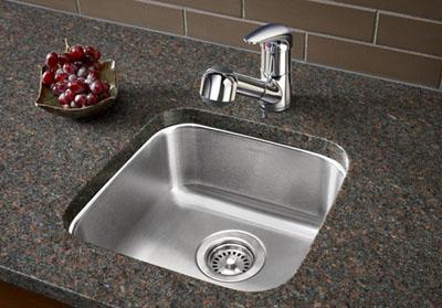 Blanco Stellar Undermount Bar Bowl Sink Stainless Sinks