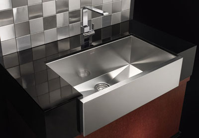 Blanco Precision Undermount Sink with Apron 512-747-A