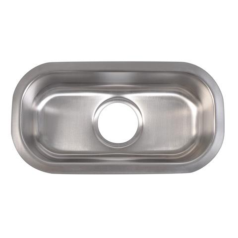 Mazi Undermount Stainless Steel Vegetable Sink Stainless