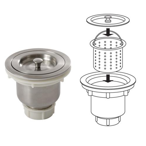 Kitchen Sink Accessories Basket ticor s205 undermount 16-gauge stainless steel kitchen sink +