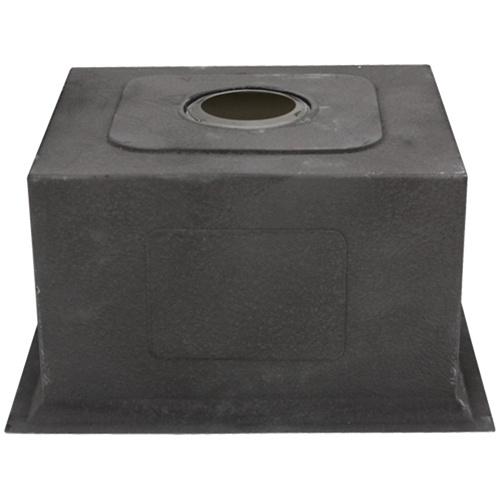 Ticor S208 Undermount 16 Gauge Stainless Steel Kitchen