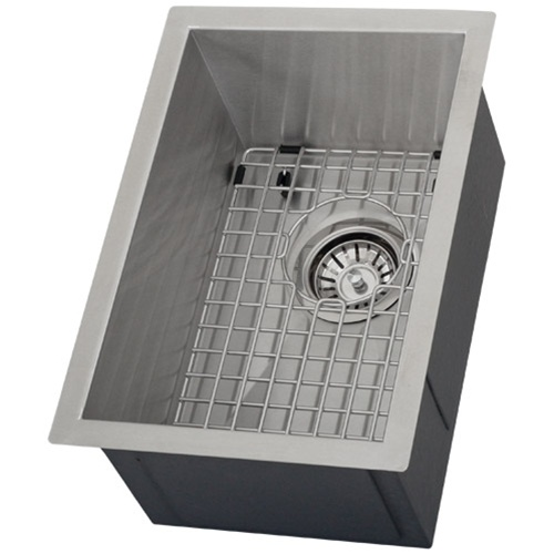 Ticor S3610 Undermount 16 Gauge Stainless Steel Kitchen