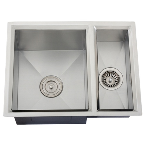 Ticor s408 undermount 16 gauge stainless steel kitchen - Stainless steel kitchen sink accessories ...