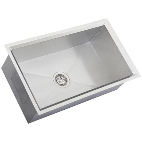 Ticor S508 Undermount 16 Gauge Stainless Steel Kitchen Sink