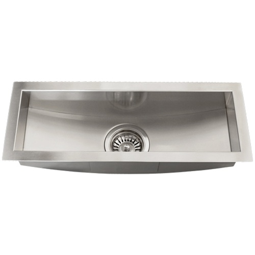 Stainless Steel Sink : Ticor TR3000 18