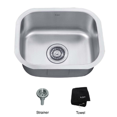 View detailed images 2 - 18 inch kitchen sink ...