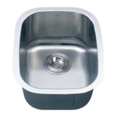 C-Tech-I Linea Imperiale Betica LI-700 Single Bowl Stainless Steel Sink