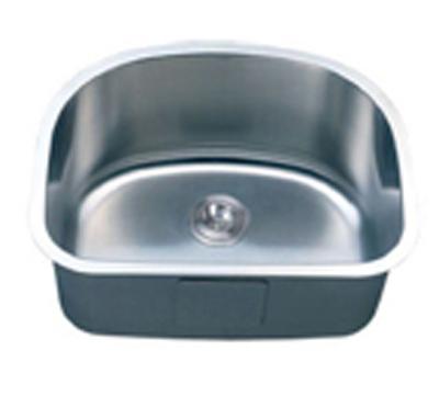 C-Tech-I Linea Imperiale Patras LI-800 Single Bowl Stainless Steel Sink