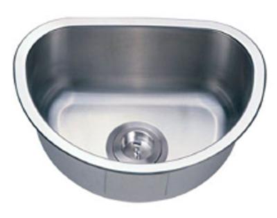 C-Tech-I Linea Imperiale Tremiti LI-900 Single Bowl Stainless Steel Sink