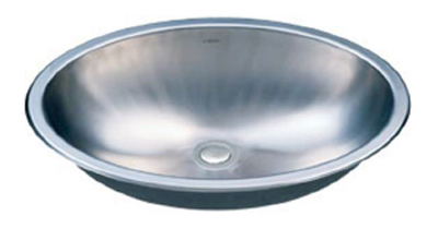 C-Tech-I Linea Imperiale Ancira LI-SV-14 Stainless Steel Vanity Sink