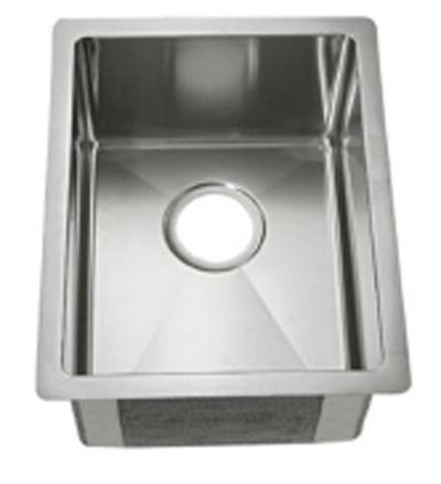 C-Tech-I Linea Amano Adria LI-1300 Single Bowl Stainless Steel Sink