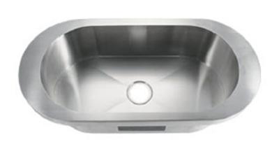 C-Tech-I Linea Amano Felino LI-1600 Single Bowl Stainless Steel Sink