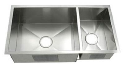 C-Tech-I Linea Amano Molino LI-2100 Double Bowl Stainless Steel Sink