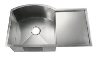 C-Tech-I Linea Amano Visso LI-2200-DB Double Bowl Stainless Steel Sink