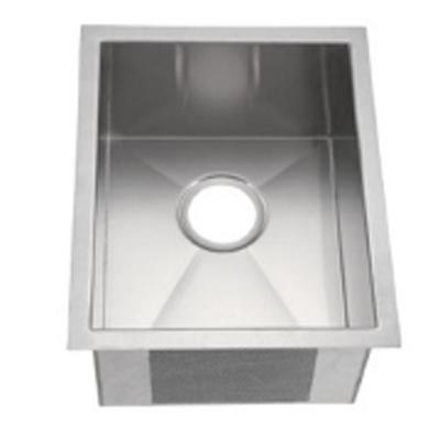 C-Tech-I Linea Amano Piansano LI-2500 Single Bowl Stainless Steel Sink