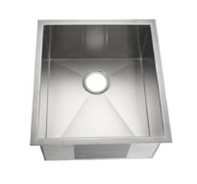 C-Tech-I Linea Amano Ocre LI-2600 Single Bowl Stainless Steel Sink