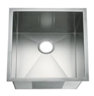 C-Tech-I Linea Amano Tirino LI-2700 Single Bowl Stainless Steel Sink
