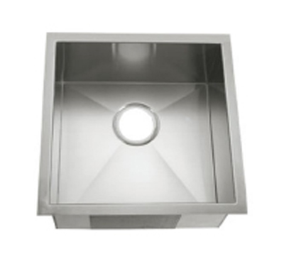 C-Tech-I Linea Amano Telese LI-2800 Single Bowl Stainless Steel Sink