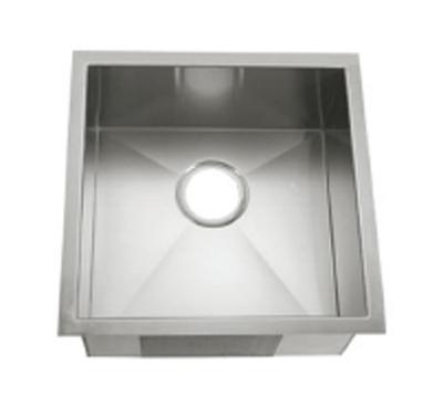 C-Tech-I Linea Amano Telese LI-2800 Single Bowl Stainless Steel Sink