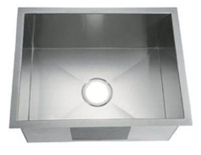 C-Tech-I Linea Amano Trevi LI-2900 Single Bowl Stainless Steel Sink