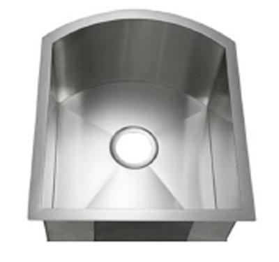C-Tech-I Linea Amano Celenza LI-3000-S Single Bowl Stainless Steel Sink