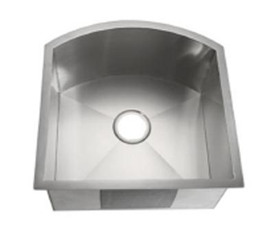C-Tech-I Linea Amano Lenola LI-3000 Single Bowl Stainless Steel Sink