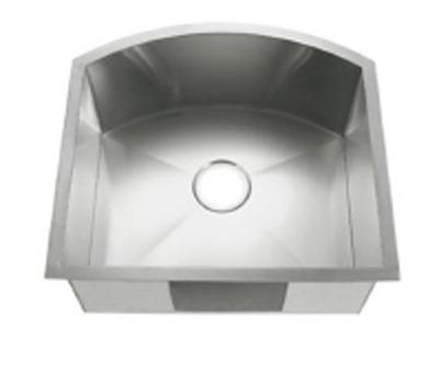 C-Tech-I Linea Amano Bari LI-3000-B Single Bowl Stainless Steel Sink