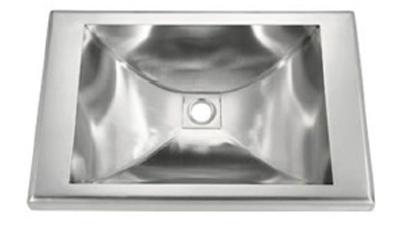 C-Tech-I Linea Amano Serino LI-SV-17 Stainless Steel Vanity Sink