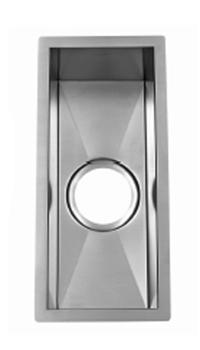 C-Tech-I Linea Orense LI-UK-S700 Single Bowl Stainless Steel Sink