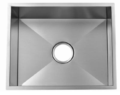 C-Tech-I Linea Beoni Alicante LI-UK-S900 Single Bowl Stainless Steel Sink