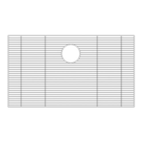 Wells Sinkware  Stainless Steel Kitchen Sink Grid GCS3118