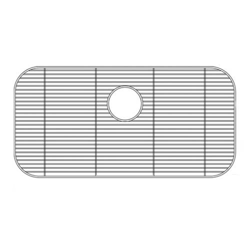 Wells Sinkware  Stainless Steel Kitchen Sink Grid GWS3015