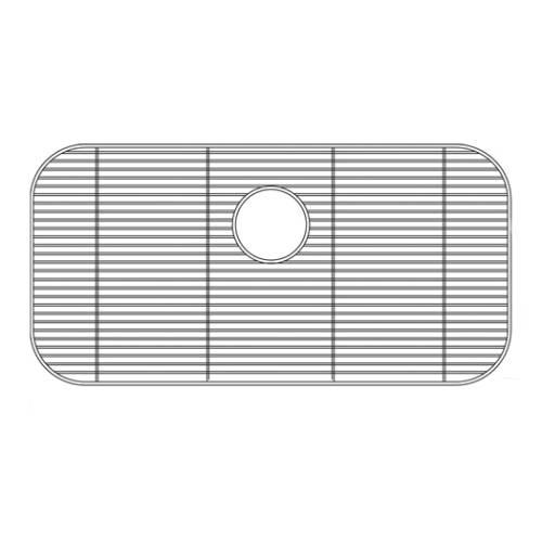 Wells Sinkware  Stainless Steel Kitchen Sink Grid GWS3015