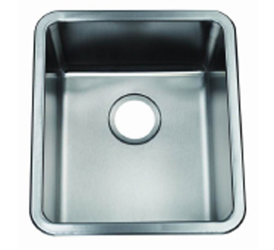 C-Tech-I Linea Zampina Lucida ZSR-400 Single Bowl Stainless Steel Sink
