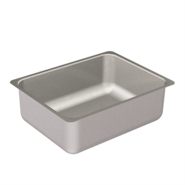 Moen 22255 Camelot Stainless Steel 20 Gauge Undermount Single Bowl Sink