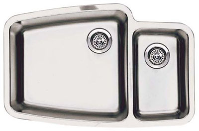 "Blanco Performa Undermount 1-1/2"" Large Double Bowl Sink"