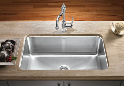 "Blanco Magnum Undermount 31-1/4"" Large Single Bowl Sink"