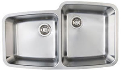 Blanco Performa Undermount Medium 1-3/4 Double Reverse Bowl