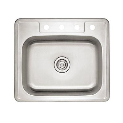 Blanco Spex II Medium Single Bowl Drop-In Sink