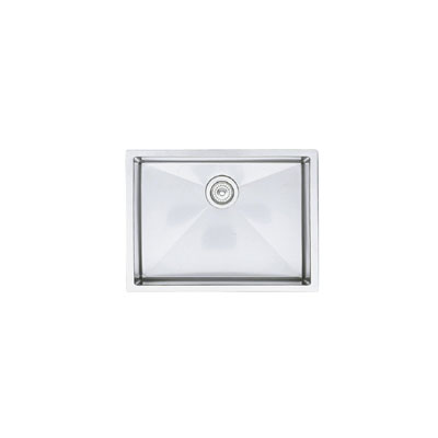 "Blanco Precision Undermount 16"" R10 Single Bowl Sink"