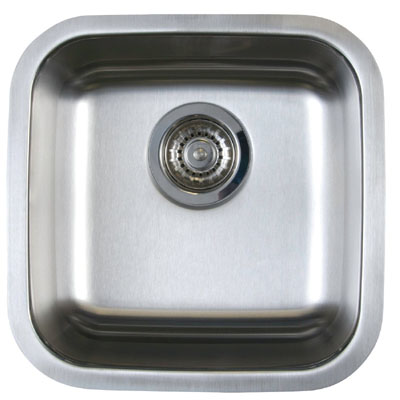 Blanco Bar Sink : Blanco Stellar Undermount Bar Bowl Sink Stainless Sinks Stainless ...