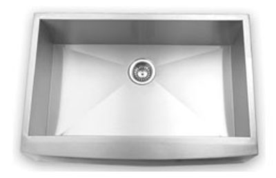 Suneli AP3320C Apron Single Bowl Stainless Steel Sink